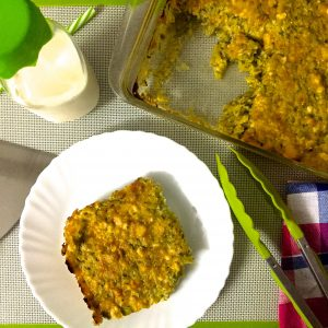 Zucchini Au Gratin from Julia Child's Recipe_PepperOnPizza.com