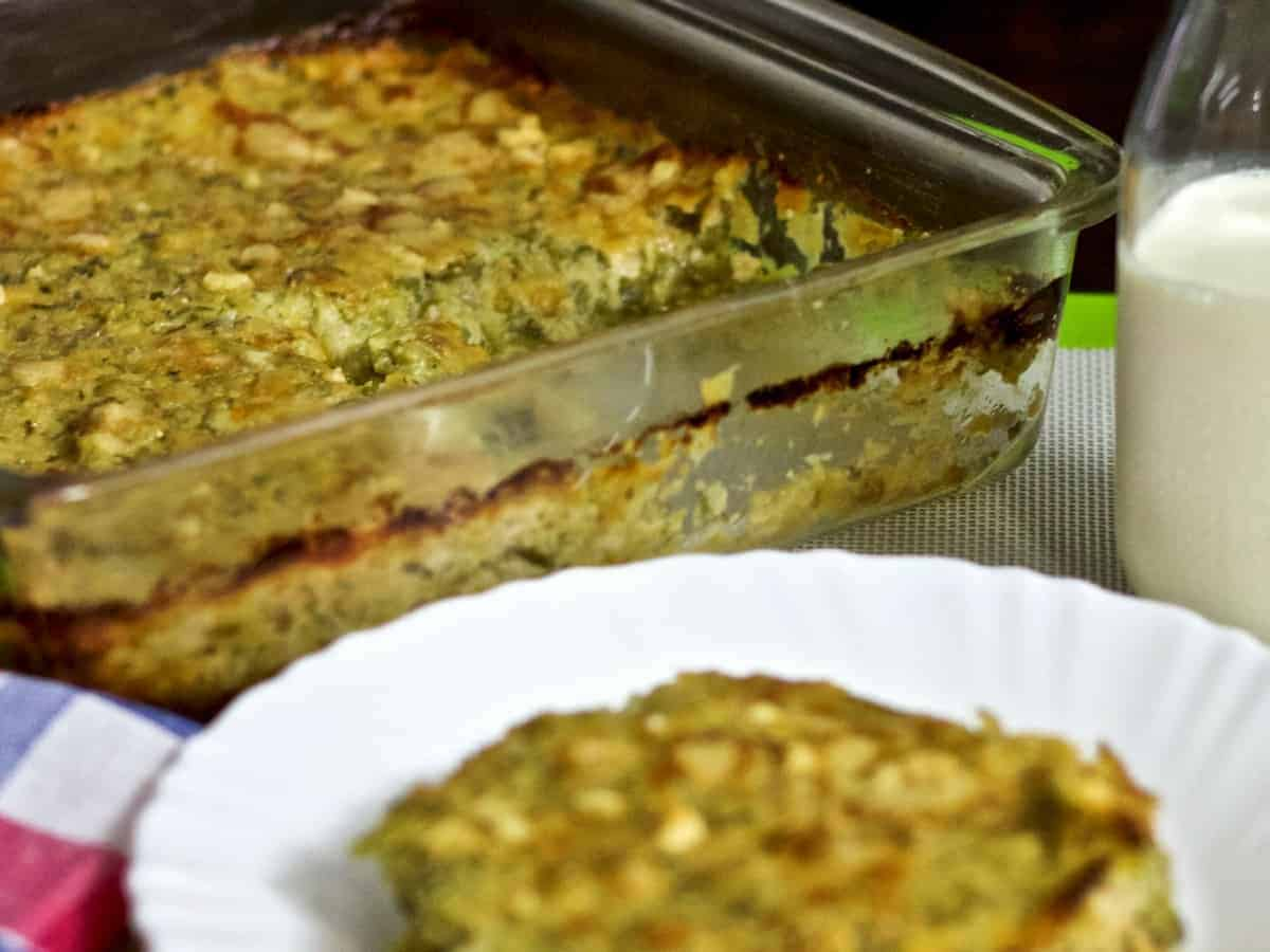 Julia Child's Zucchini au Gratin_PepperOnPizza.com