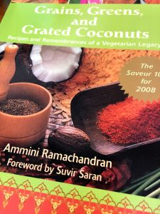 Grains, Greens and Grated Coconut